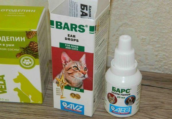 Liečivo leopard - ušné kvapky pre mačky, aktívne proti sarkoptoidným roztočom, ktoré sú pôvodcami otodektózy mačiek