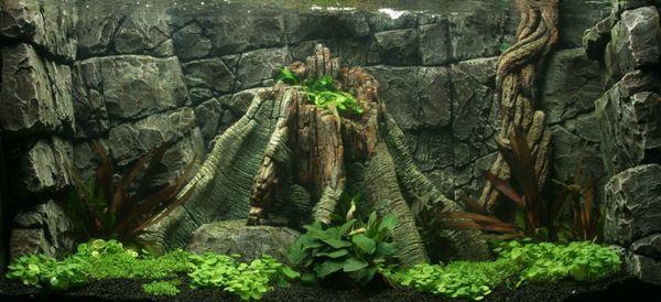 3Д Фон для акваріума