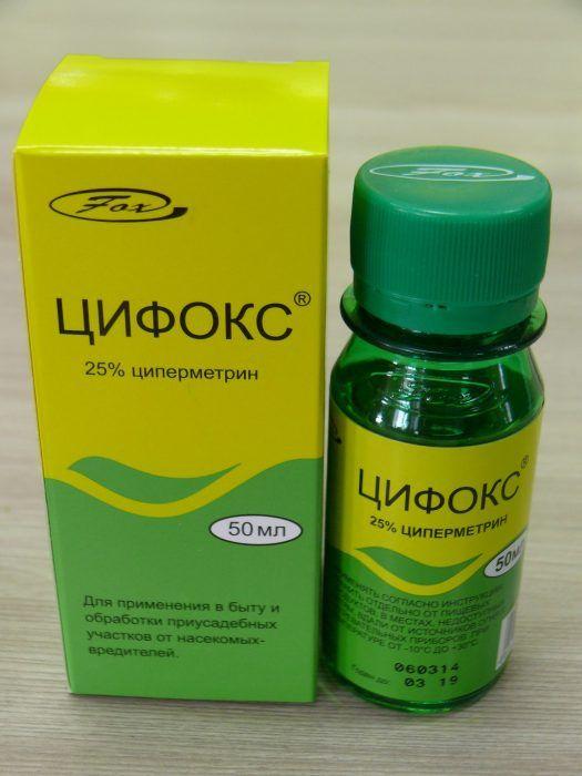 препарат Ціфокс