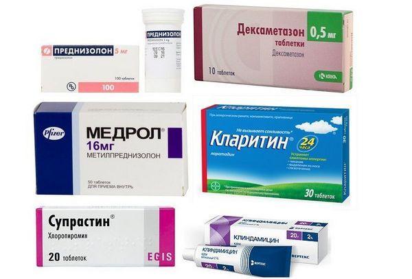 Препарати для лікування атопічного дерматиту у собак