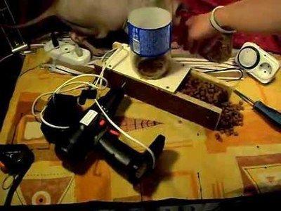 Саморобна автоматична годівниця - як зробити?