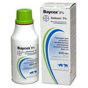 препарат Байкокс