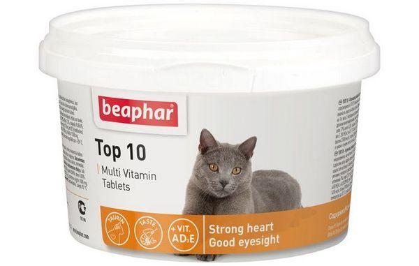 Вітаміни Беафар для кішок