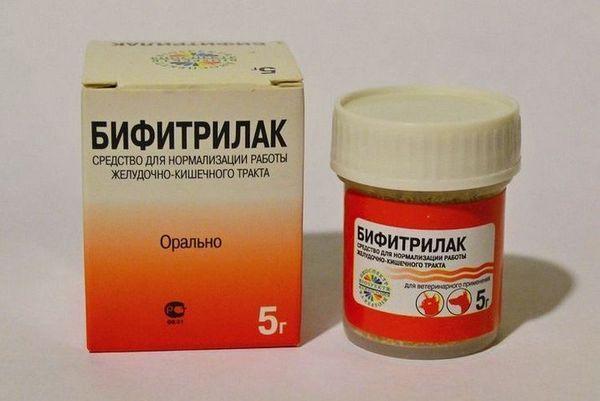 Препарат для кішок біфітрілак
