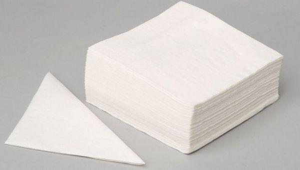 Papierové obrúsky ako podstielka pre vášho škrečka