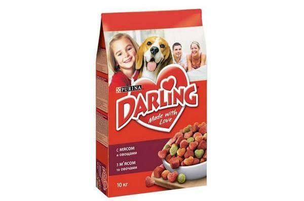 Сухий корм для собак Дарлінг