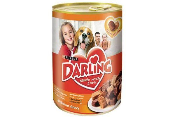Консерви Дарлінг для собак
