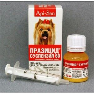 препарат Празіцід