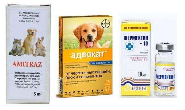 лікування демодекозу