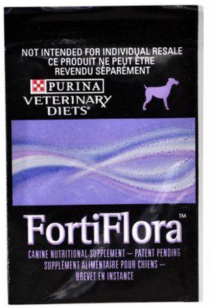 Fortiflora pre psy: spôsob aplikácie a dávkovanie