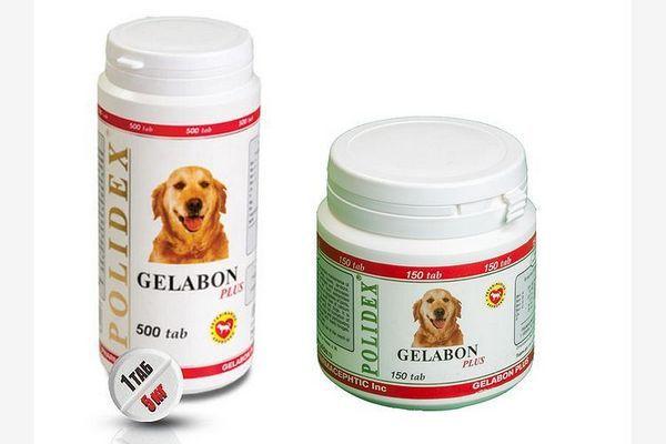Гелабон плюс для собак