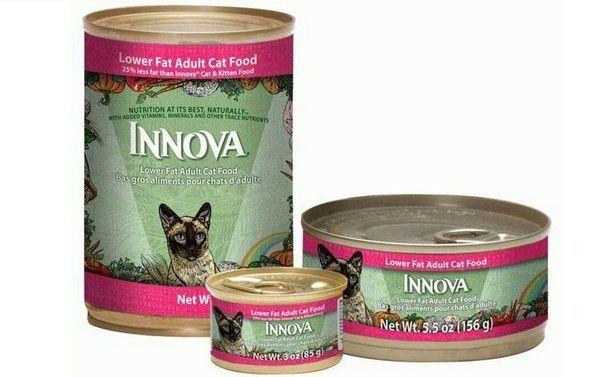 Консерви для кішок Иннова