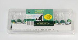 Опис лікарського препарату для кішок Вітафел глобуліну