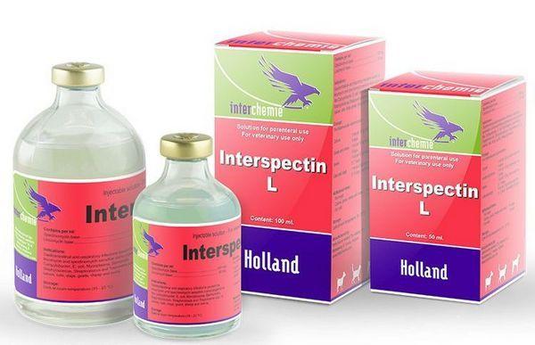 Інтерспектін-L для собак
