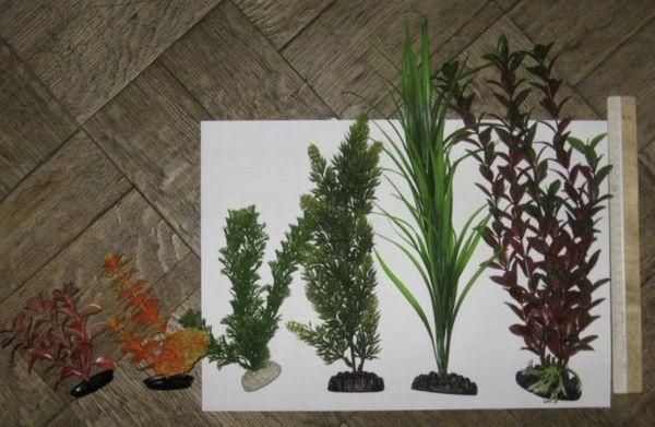 штучні рослини