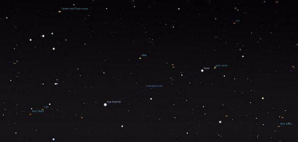 сузір`я Гончих Псів
