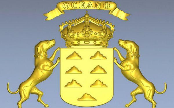 Герб Канарських островів