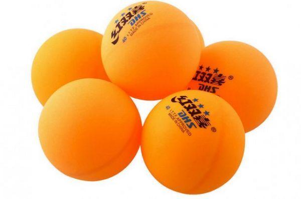 Кульки для настільної гри в пінг-понг