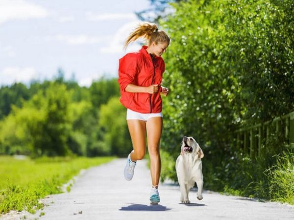 Пробіжки з собакою