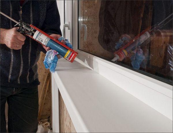 герметизація вікон