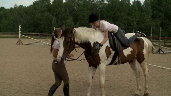 Як правильно злізти з коня
