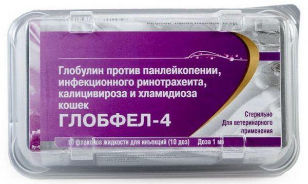 «Глобфел-4» для кішки