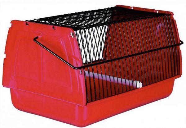 Клітка для перевезення папуг