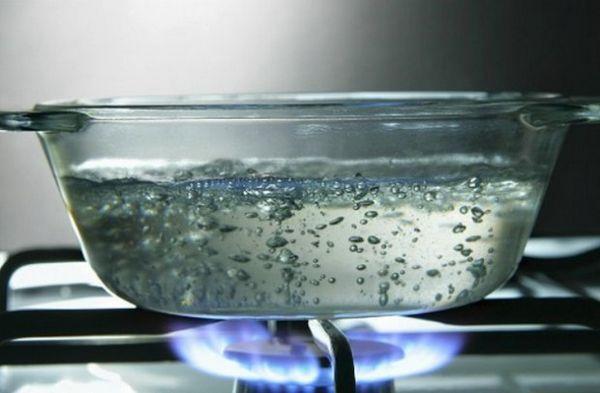 Кип`ятіння води, як метод підготовки води для акваріума