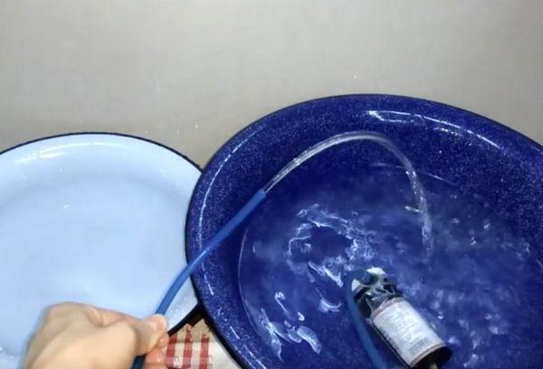 Перевірка водяного насоса