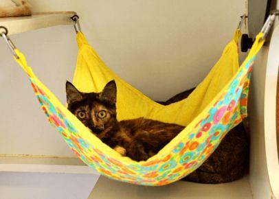 Підвісна будиночок для кішки