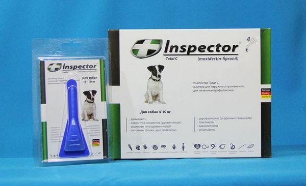 Kvapkový inšpektor pre psov
