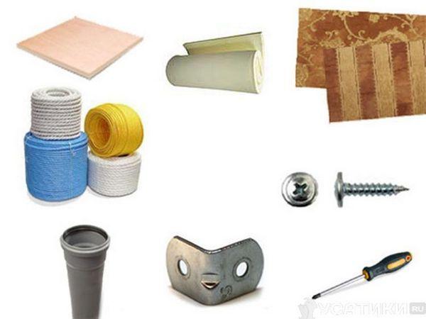 Необходими материали