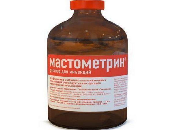 «Мастометрін»