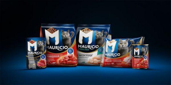 Маурицио котешка храна
