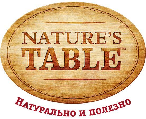 Натуральний і корисний корм Natures Table