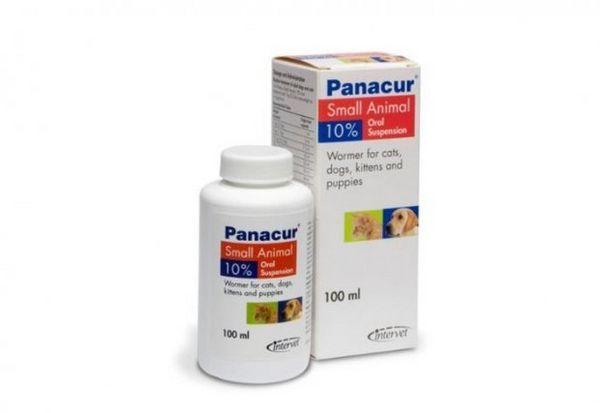 «Панакур» суспензії