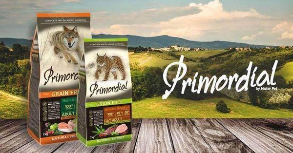 Корм для кішок Primordial