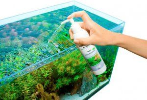 Домашен тор за аквариумни растения