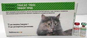 Vakcína nobivac pre mačky - návod na použitie