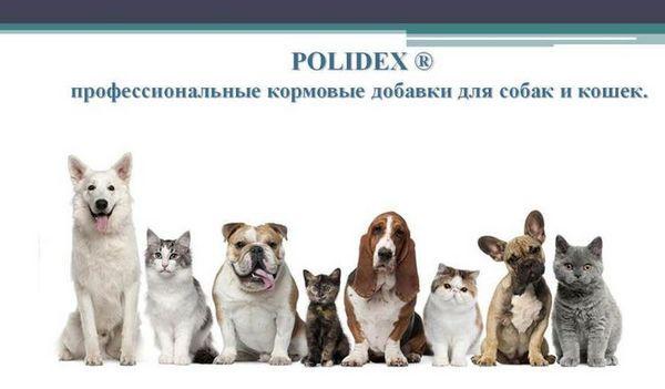 Полидекс витамини за кучета