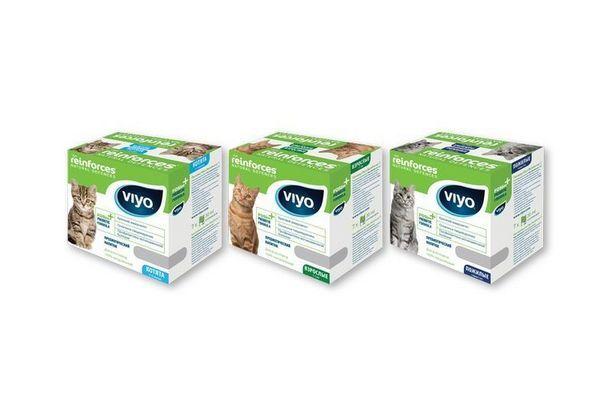 Viyo для кішок і котів