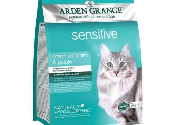 Adult Cat Sensitive