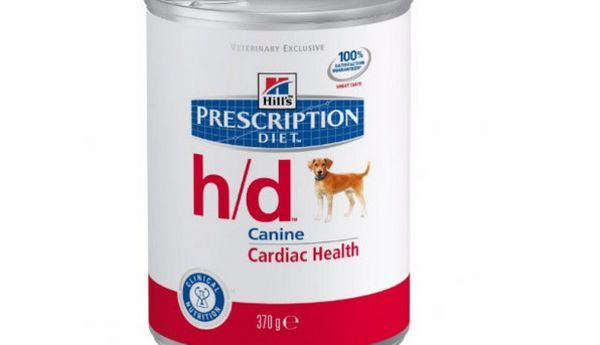 Canine h / d
