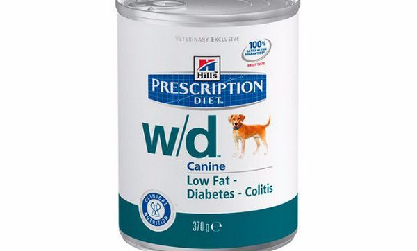 Canine w / d