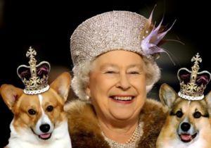 Улюблені собаки королеви Єлизавети II