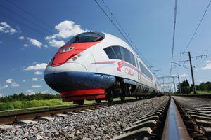 Скорост на влака