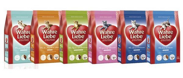 Wahre Liebe - корм для кішок